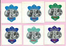 TONGA 1977 - QUEEN ELIZABETH II - SILVER JUBILEE - set of 6  - Mint MNH