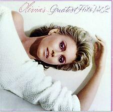 OLIVIA'S GREATEST HITS VOL. 2 RARE CD Olivia Newton-John Physical Tied Up Xanadu