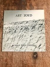 ART ZOYD - MUSIQUE POUR L'ODYSSEE - FRENCH PROG,ART ROCK,FREE JAZZ!!!!