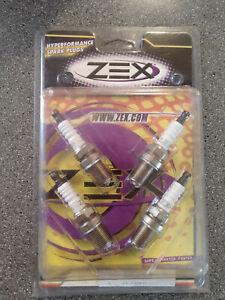 Zex Hyperformance Spark Plug x4 82003-4