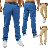 Chino Stil Hose Jeans Slim Fit Stretch Chinohose Trousers Bluemarine