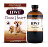 Amber Naturalz HWF Organic Cardiovascular Detox for Dogs 16 oz