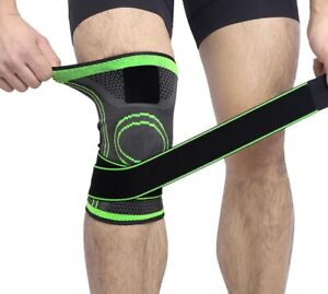 Professional Knee Support Pad Brace For Basketball Cycling Sports Protection