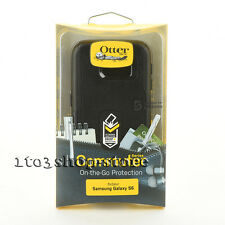 OtterBox Commuter Dual-Layers Hard Case Snap Cover for Samsung Galaxy S6 (Black)