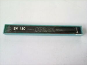 Ofrex Pencil Leads - 2H - 1.8 - Refill set of 12