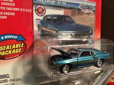 1969 shelby GT 350 mustang ford  Muscle cars  2003 1/64 JL johnny lightning