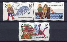 34570) NEW ZEALAND 1980 MNH** Health 3v