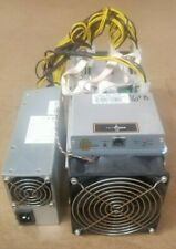 Antminer S9 16 TH APW3++ PSU 100A Bitcoin BITMAIN Miner Tested Tune Mod Fast