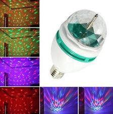 3W DJ Disco KTV Party Bar RGB Crystal LED Ball Projector Stage Light Effect
