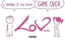 Panini Comics presenta: Lov – L'amore è un gioco! Game Over, di Daw