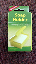 SOAP HOLDER, CAMPING, TRAVEL, BEACH, COGHLANS, PART# 658