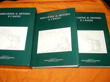 Descartes: il metodo e i saggi, Ist. dell'Enciclopedia Italiana Treccani
