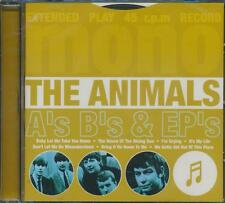 Animals A'S B'S & EP'S Best Of 24 Songs ESSENTIAL COLLECTION New Sealed CD