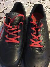 Ecco Biom Evo Trainer Men US 12 Black Running Shoe RARE! New