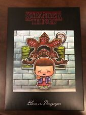 LOOT CRATE EXCLUSIVE STRANGER THINGS COLLECTABLE ELEVEN VS. DEMOGORGON