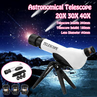 Outdoor Hiking For Children Kid Astronomical Telescope 20/30/40X Portable Tripod