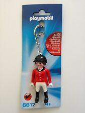 Playmobil 6617 *NEW* - Keychain Horseback rider (OVP, Blister)