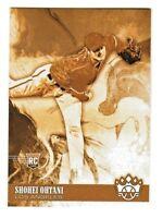 2018 Diamond Kings SEPIA VARIATION 73 SHOHEI OHTANI RC Rookie Angels Pitching SP