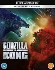 Godzilla Vs. Kong (4K Ultra HD + Blu-ray) Alexander Skarsgård