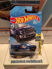 Hot Wheels '15 FORD F-150 truck #81✰blue; K&N✰HW SPEED GRAPHICS✰2018