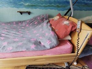 Krankenbett Pflegebett SENIOREN    elektrisch gebraucht
