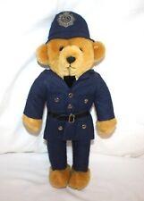 Merrythought Plush Bear England Policeman 18''