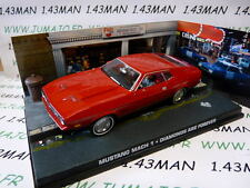 voiture 1/43 IXO 007 JAMES BOND  : n° 14 FORD MUSTANG Mach 1