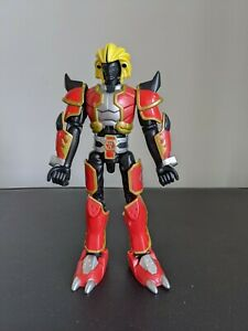 RARE Agunimon Agnimon Hybrid Digivolving Digimon Frontier Spirit Figure Pieces
