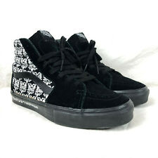 Vans Supreme Neighborhood Sk8 Hi Sz. 10 Black Vault Syndicate WTAPS Rare