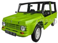 1983 CITROEN MEHARI TIBESTI GREEN 1/18 DIECAST CAR MODEL NOREV 181519