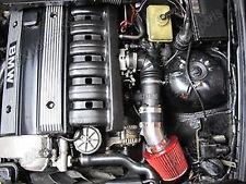 RACING AIR INTAKE KIT+DRY FILTER For 98-05 BMW E46 3-Series 320 323 325 328 330