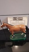 1964 Bachmann Morgan Horse Model Kit  Built-up