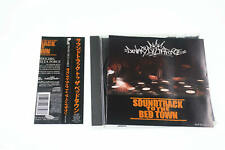DINARY DELTA FORCE SOUNDTRACK TO THE BED TOWN DLIP-0001 JAPAN CD OBI A9729