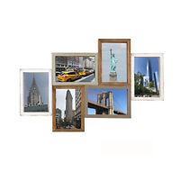 Collage Bilderrahmen - Shinsuke® - Indiana - Größe 52x34 cm
