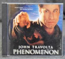 John Travolta Phenomenon Music From The Motion Picture CD