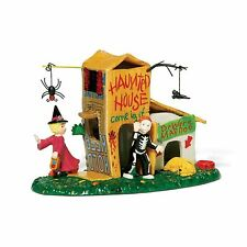 Department 56 Snow Village Halloween COME IN IF YOU DARE 799979 Anniversary LE