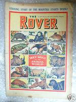 THE ROVER Comic, No.1288, 4th March 1950