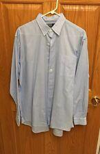 Rare Ralph Lauren Men's Marlowe Light Blue Button Down Shirt M Medium