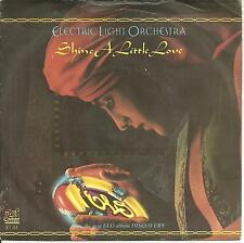 ELECTRIC LIGHT ORCHESTRA -SHINE A LITTLE LOVE/JUNGLE -JET 1979- 70s CLASSIC ROCK