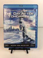 ~ THE DAY AFTER TOMORROW - Dennis Quaid (BLU-RAY) ~