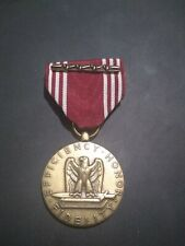 U.S. Army Named Good Conduct Medal- Kirby Vaughn- 20-189