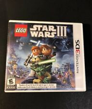 LEGO Star Wars 3 [ The Clone Wars ] (3DS) USED