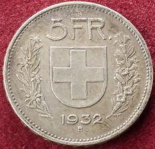 Svizzera 5 FRANCHI 1932 (C0601)