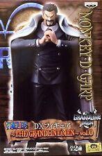 ONE PIECE DXF Vol. 0 GRANDLINE MEN MONKEY D. GARP FIGURA FIGURE NEW NUEVA
