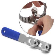 Outil ouverture montre boitier clé réglable pour ouvrir dévisser capot montre