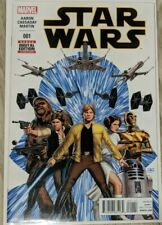 Star Wars Vol 1 #1 MARVEL Comics First Print 2015 NM/NM+