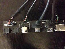 cooler master silencio 452 front i/o panel mit kabel s3059rev.a