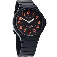 Casio MW-240-4B Resina Analogico Reloj de Hombre Wr MW-240 Original Nuevo Wr 50M