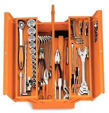 Beta Tools 3-Section Cantilever Meta Tool Box Sheet Metal Carry Case C19