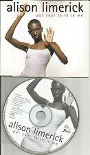 ALISON LIMERICK Put Your Faith In Me 7TRX RARE MIXES & DUBS & EDIT  CD Single